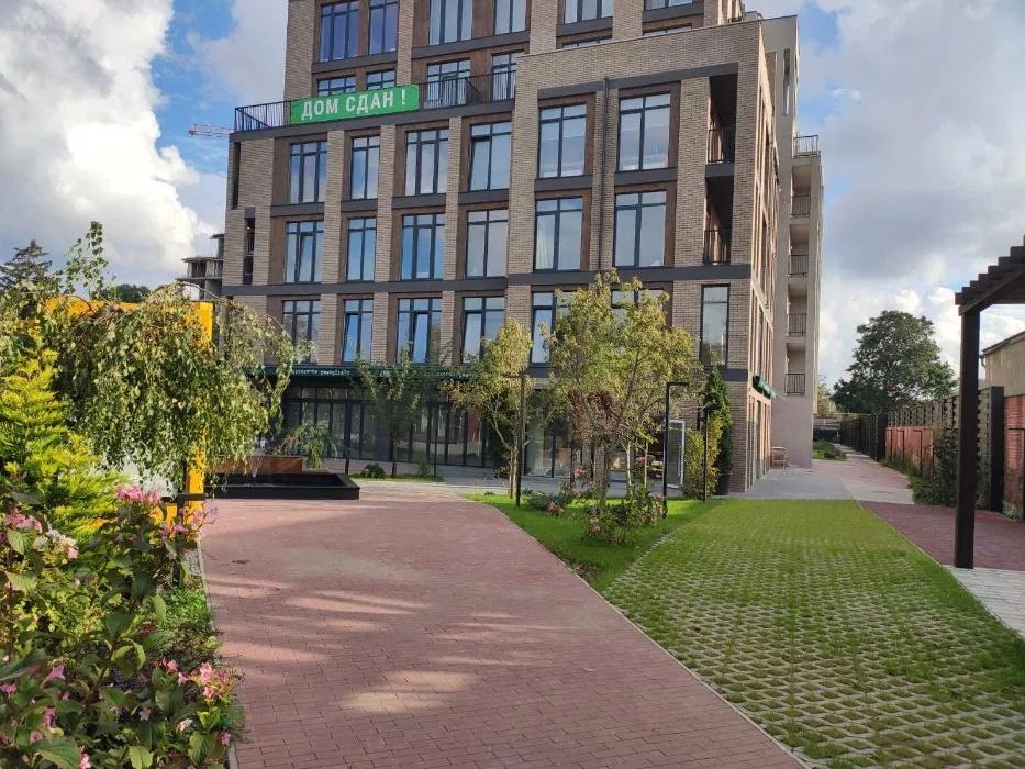 продажа двухкомнатной квартиры номер A-155131 в Приморском районе, фото номер 4